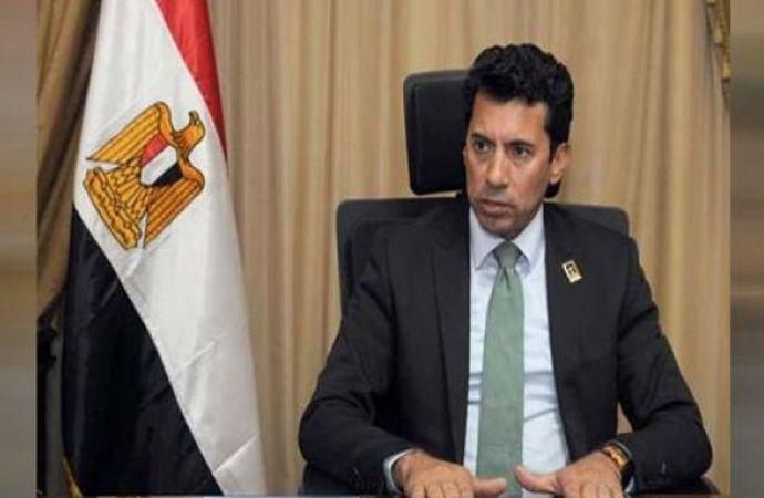 وزير الشباب: فكرة دوري الوزارات جاءت في ظل اهتمام «السيسي» بصحة المواطنين