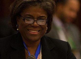 مرشحة بايدن لمنصب مندوبة واشنطن بالأمم المتحدة: الدبلوماسية الأمريكية عادت
