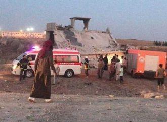 مقتل 7 في انفجارين بشمال غرب سوريا قرب الحدود التركية