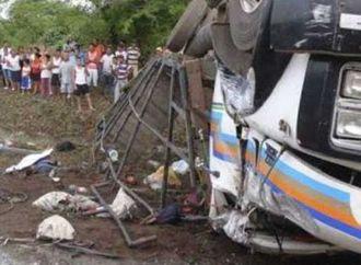 مصرع 16 شخصا في انقلاب شاحنة بنيكاراجوا