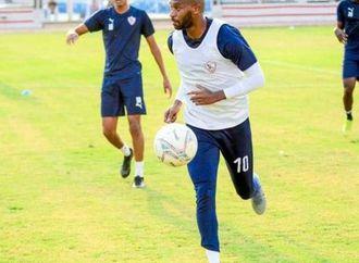 شيكابالا: متفائل بمرتضى منصور وسنفوز بكأس إفريقيا