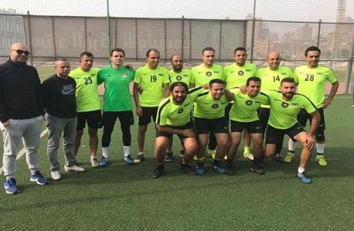 انطلاق منافسات دوري الوزارات الأول تحت شعار «لا للتعصب»