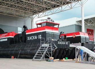 روسيا تطور سفن إنزال جديدة تعمل بمبدأ الوسادة الهوائية