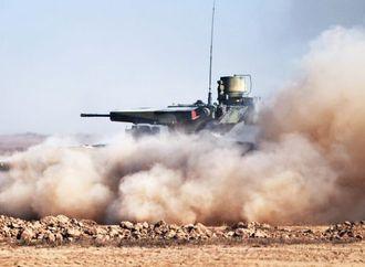 """الجيش الجزائري يكشف عن """"قاتل الدبابات """" الروسي محلي الصنع"""